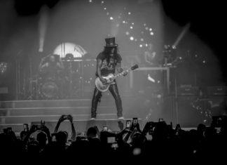 Slash nagrywa nowy materiał dla Guns N' Roses