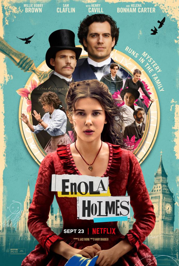 Netflix Enola Holmes
