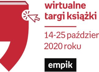 Wirtualne Targi Książki Empiku - nabór wydawnictw
