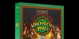 Hobbit: An Unexpected Party