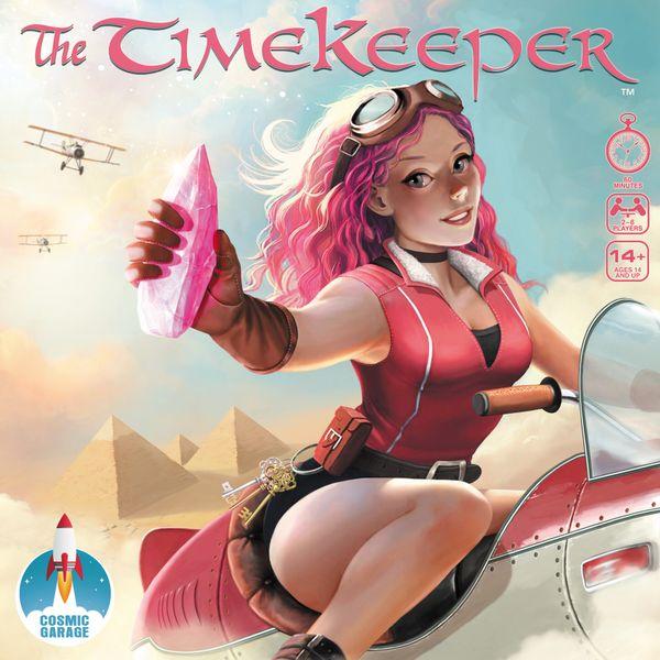 The TimeKeeper (2020)