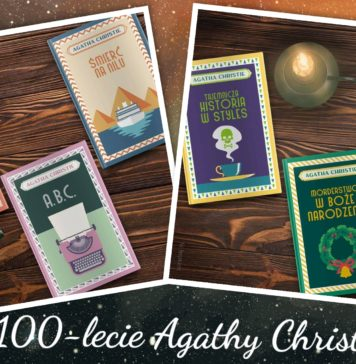 100-lecie Agathy Christie
