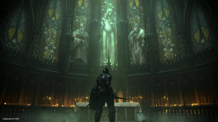 Demon's Souls Remake secret door
